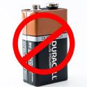 NO-9-volt-battery