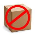 Cardboard Box With Tape