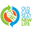 recycle your car seat logo