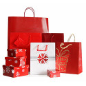 Pile of Gift Bags