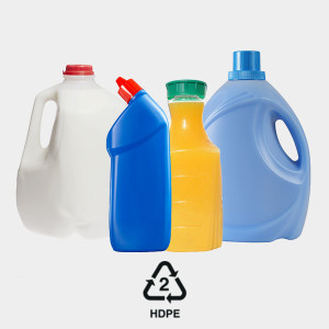 Plastic #2 (HDPE) - Ukiah Recycling Guide