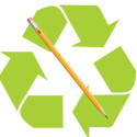 recycling-logo-pencil