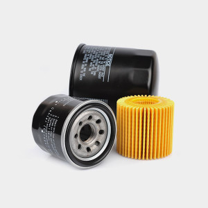 Motor Oil Filter and Canisters