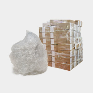 Pallet and Stretch Wrap