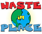 waste in place