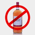 NO Wine Bottles