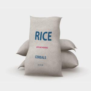 mesh rice bag